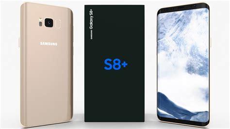 Samsung S8 Mapple Gold Garansi Sein Like New samsung galaxy s8 plus maple gold 3d asset cgtrader