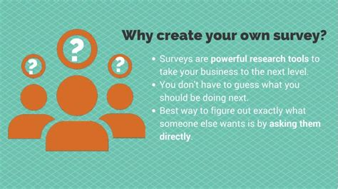Create Own Survey - ppt how to create surveys to read your audience s minds powerpoint presentation id
