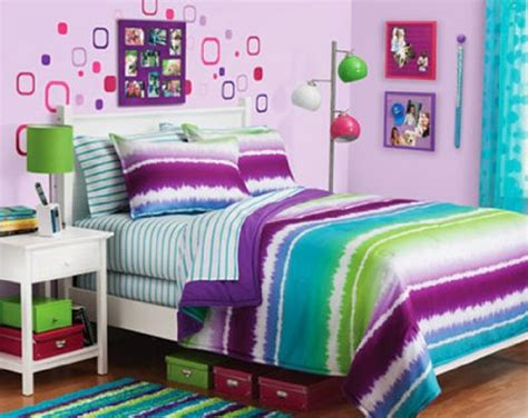 teenage girl bedroom comforter sets purple blue green tie dye teen girls full comforter set