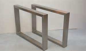 tisch gestell wie edelstahlvierkantrohr schleifen metall schwei 223 en