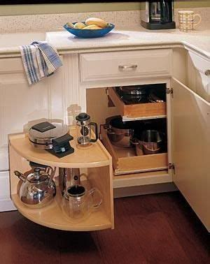 blind corner cabinet organizer woodworking projects