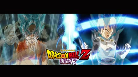 dragon ball z resurrection wallpaper alfredoxwallpapers alfredo mella deviantart