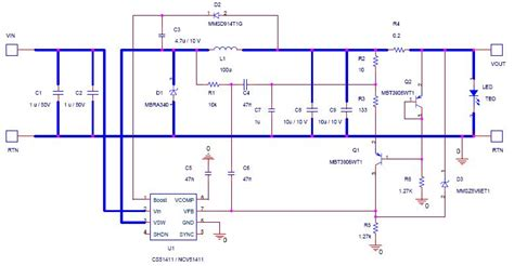 led driver diagram led driver circuit diagram the wiring diagram