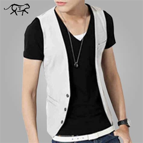 Stylish Vests by Low Price Vest New Style Fashion Slim Fit S