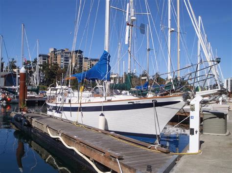 sailboats victoria bc sale 1981 peter ibold fraser cutter sailboat for sale in