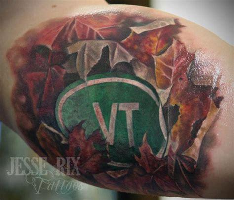 vermont tattoo vermont is by rix tattoonow