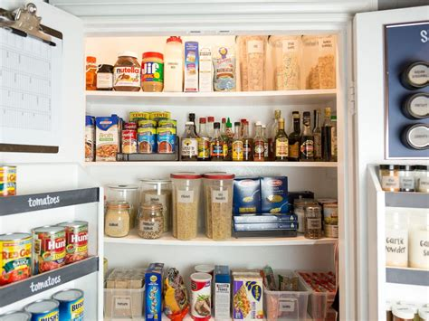 Small Kitchen Organization Ideas by 10 Easy Pantry Fixes Diy Network Blog Made Remade Diy