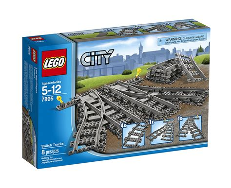 Exklusif Lego 7499 City And Track Berkualitas the brick fan lego news lego reviews and discussions
