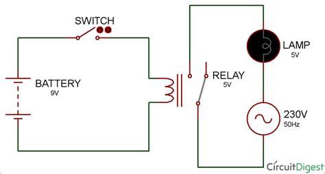 Relay Wiring Schematic Wiring Diagram