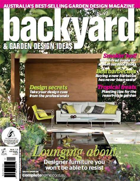 Yard Garden Magazine Backyard Garden Design Ideas Issue 11 5 187 Pdf