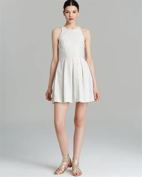 Alda Dress 5 dv dolce vita dress alda floral jacquard bloomingdale s