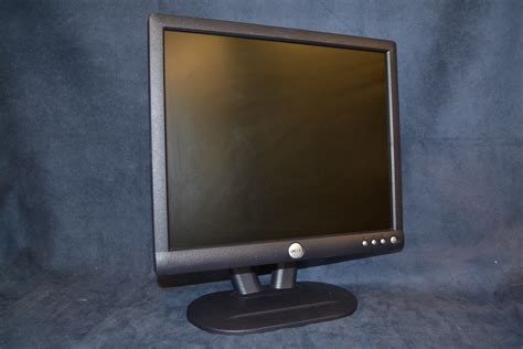 Monitor Dell 17 Inch Bekas dell e173fpf 17 inch flat panel color monitor vga e173fpf