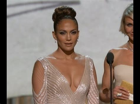 Jlo Wardrobe Unedited by Oscars 2012 Wardrobe