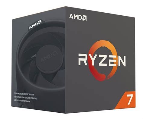 Amd Ryzen 7 1700 3 0 Socket Am4 procesador amd ryzen 7 1700 8 n 250 cleos 3 0 3 7 ghz socket