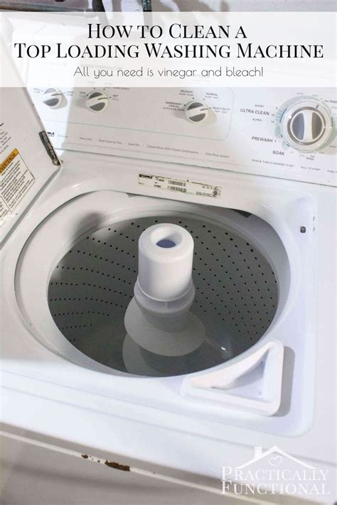 do i have to put the bleach for the crimson obsession hair color how to clean a top loading washing machine with vinegar