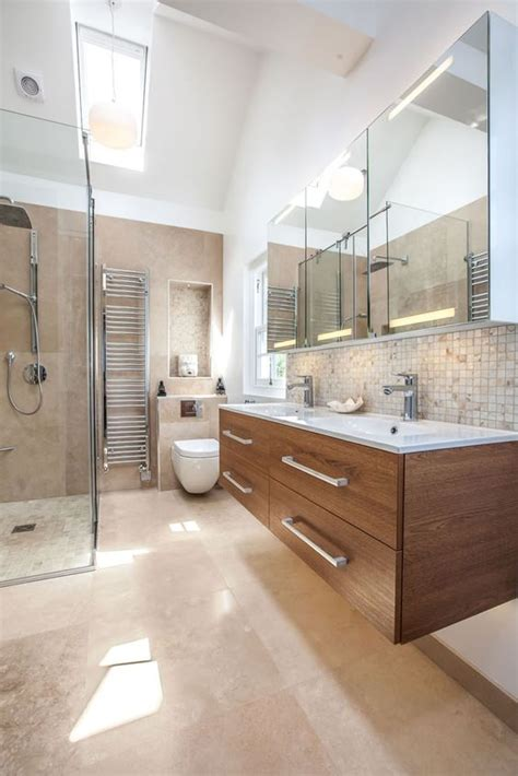 bathroom tiles surrey contemporary bathroom using natural materials to create