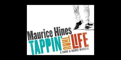 Georgia Theatre Company Gift Card - tickets now on sale for maurice hines tappin thru life off broadway broadway buzz