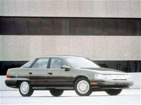 how make cars 1986 mercury sable electronic valve timing mercury sable wikicars