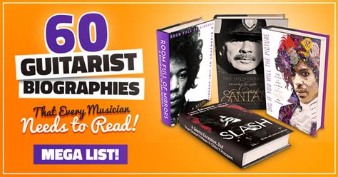 biography books best 60 best biographies of famous musicians guitarist edition