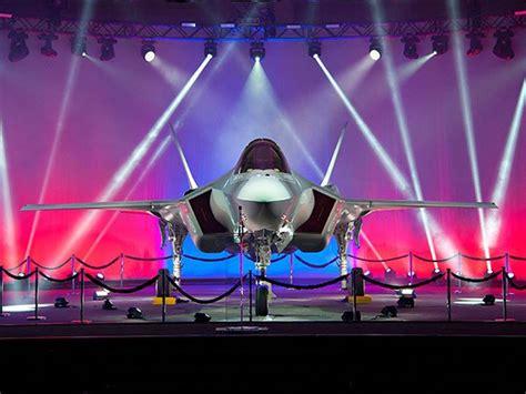 Wf Roll 35 Best Fresh Original the aviationist 187 lockheed martin unveils royal air f 35a