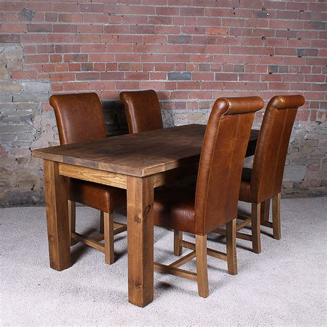 Solid Wood Dining Table By H F Notonthehighstreet Com