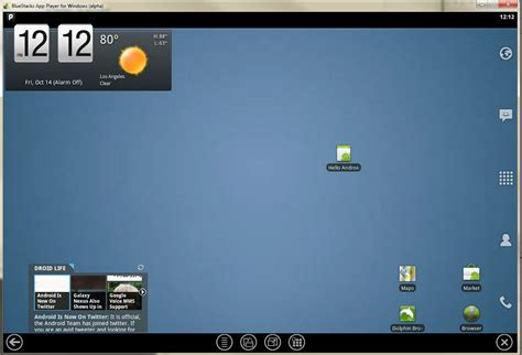 bluestacks xda how to use the fast bluestack as your alter android