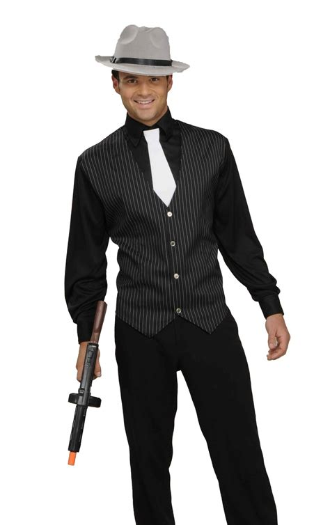 mens 20s costumes costume discounters 20 s gangster outfit for murder mystery game