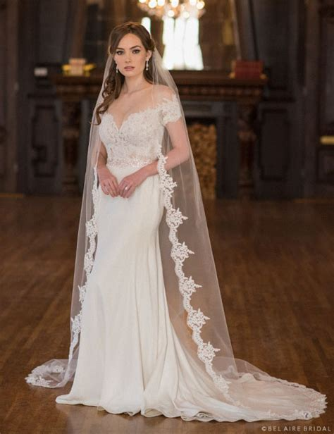 Wedding Hairstyles For Cathedral Veils by Cathedral Veils