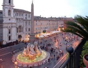 piazza navona port of rome civitavecchia