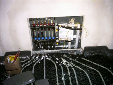 collettore riscaldamento a pavimento impianto co boario acquapendente idee riscaldamento