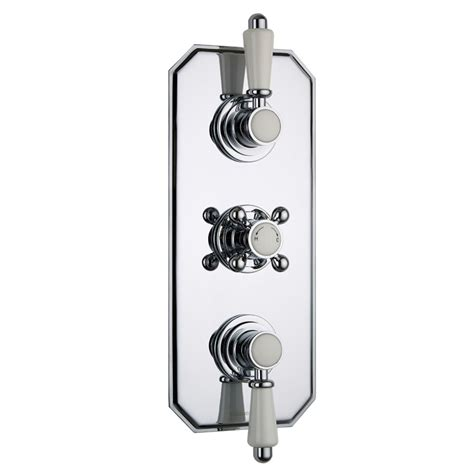 Shower Faucet Trim Plate by Concealed Shower Faucet Mixer Valve Traditional Trim Plate Chrome Finish Ebay