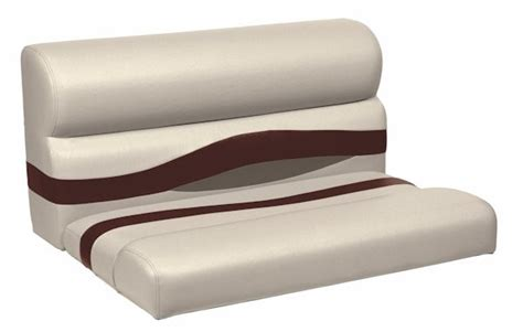 replacement boat seats premier pontoon seat 45 quot cushion replacement