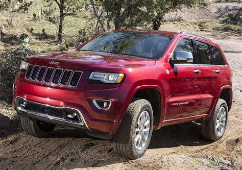 Jeep Gran 2015 2015 Jeep Grand Test Drive Review Cargurus