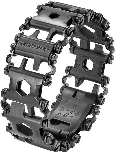Leatherman Tread Stainless Steel With Box leatherman 831999 tread black stainless steel bracelet