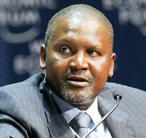 Africa S Richest Aliko Dangote Plans More Investments In Zambia by Africa S Richest Billionaire To Lead 7 Billion Investment In Power Petrochemical And