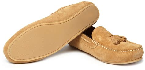 apc loafers lively image suede tassel loafers