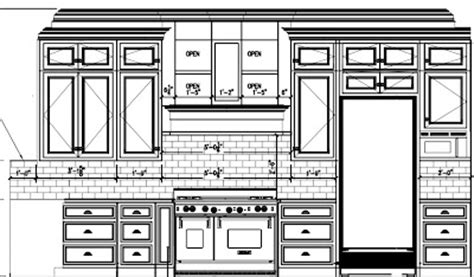 kitchen elevation drawings in autocad joy studio design kitchen range elevations joy studio design gallery