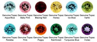 what color is topaz topaz stewart s jewelers