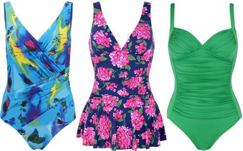 swim trends for women over 50 bathing suits for women over 50 in good shape