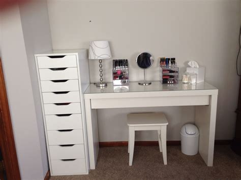 ikea malm dressing table apartment decor pinterest ikea malm and dressing ikea alex malm table vanity table pinterest ikea alex malm and dressing tables