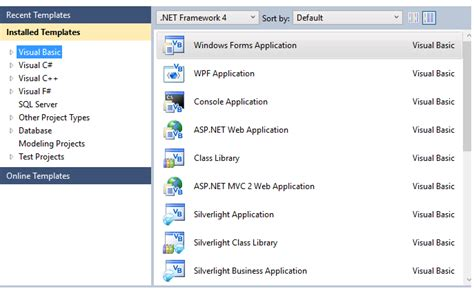 Business Intelligence Templates For Visual Studio 2010 ssdt and business intelligence reporting services project