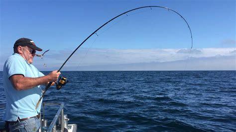 fishing boat charter liverpool mckies fishing charters size matters charter boat