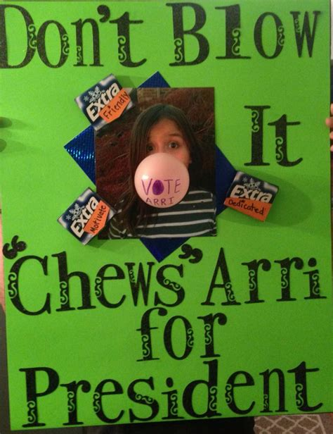 13 best student council campaign images on pinterest poster