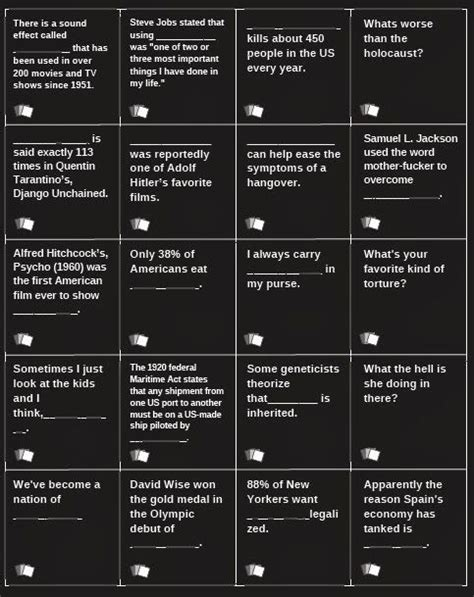 Blank Cards Against Humanity Template by 25 Best Ideas About Cards Against Humanity Printable On