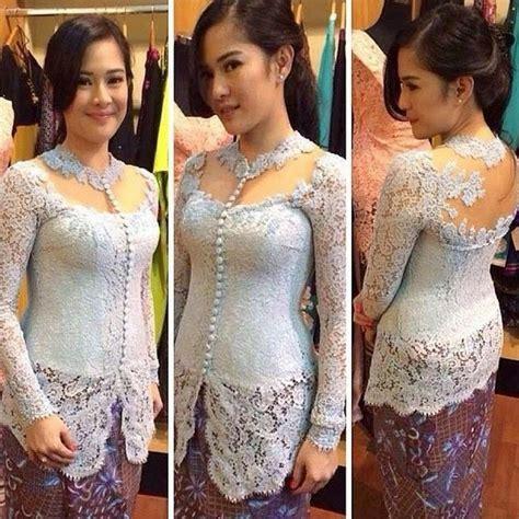 Promo Gaun Pengantin Kebaya gaun kebaya modern untuk pengantin wisuda gebeet