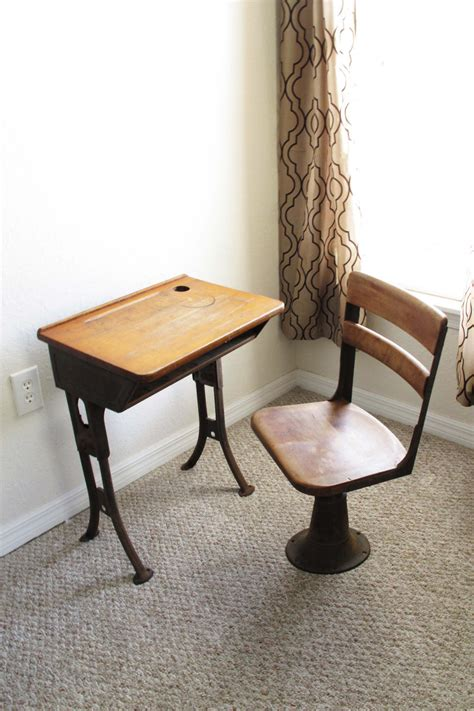 Sale Antique School Desk And Chair School Desk For Sale