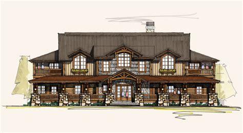kokanee luxury log homes luxury home design