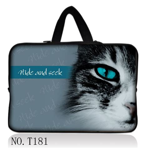 Need A Cool Laptop Bag by Cool Cat Eye 13 Quot Laptop Sleeve Bag Cover Hide Handle