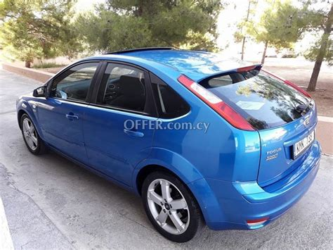 ford focus 2006 for sale ford focus 2006 for sale in nicosia 101830en cyprus