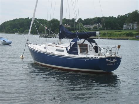 blue fin boats bristol ri 1976 c c 30 sail new and used boats for sale www